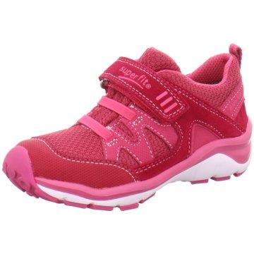 Legero Sportlicher Schnürschuh pink
