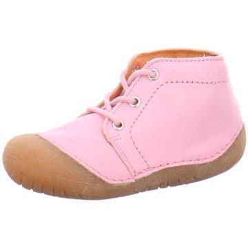 Richter Lauflernschuh rosa