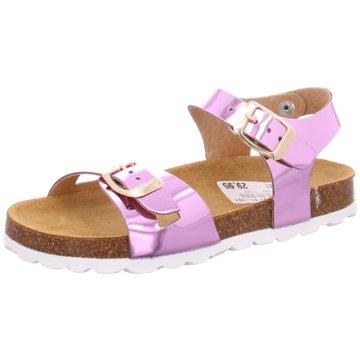 eurogloria Offene Schuhe pink