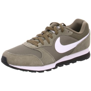 Nike NIKE MD RUNNER 2,MEDIUM OLIVE/WHITE