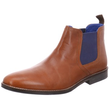 Redtape Global Shoes Chelsea Boot braun