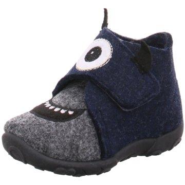 Hengst Footwear Hausschuh blau