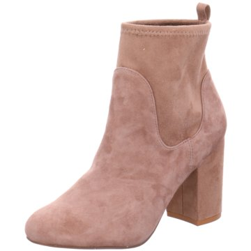 La Strada Klassische Stiefelette rosa