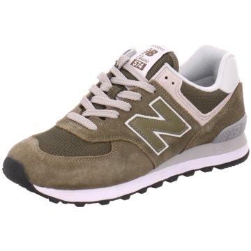 New Balance Sneaker Low574 D grün