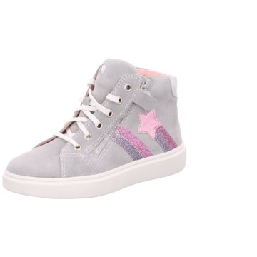 Richter Sneaker High grau