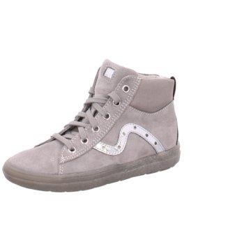 Richter Sneaker High silber