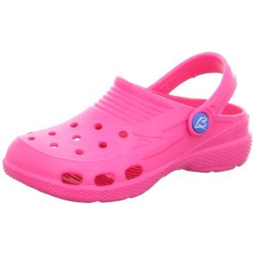 Beck Clog pink