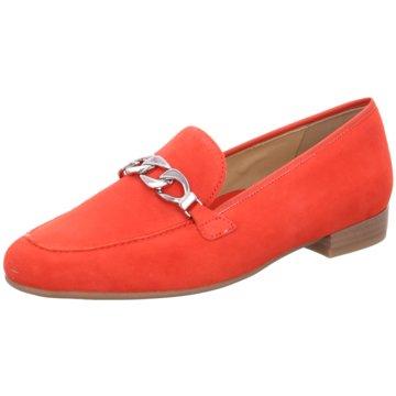 ara Klassischer Slipper orange