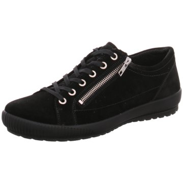 Legero Komfort SchnürschuhSneaker schwarz