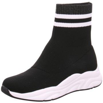 La Strada Sneaker High schwarz
