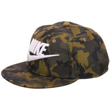 Nike Caps Herren oliv