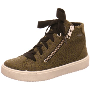 Superfit Sneaker High grün