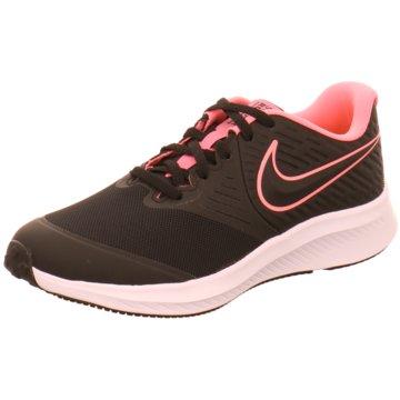 Nike Sneaker LowSTAR RUNNER 2 - AQ3542-002 schwarz