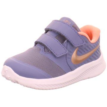 Nike Sneaker LowSTAR RUNNER 2 - AT1803-005 grau
