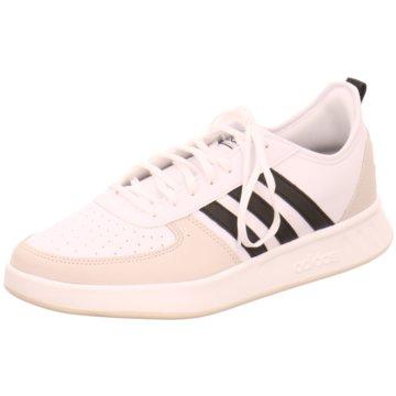 adidas Sneaker LowCOURT80S - EE9663 weiß