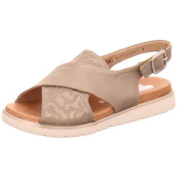 Remonte Sandale silber