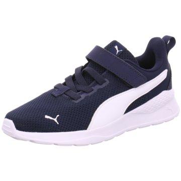 Puma Sneaker LowANZARUN LITE AC PS - 372009 blau