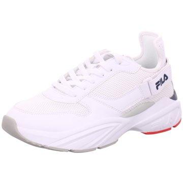 Fila Top Trends SneakerDynamic low wmn weiß