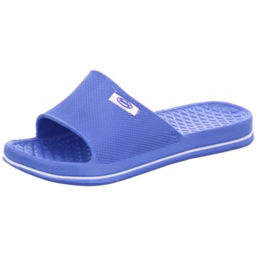 Fashy Badelatsche blau