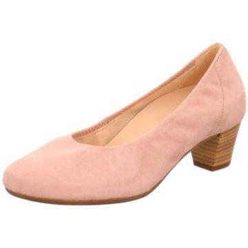 Gabor Komfort Pumps rosa