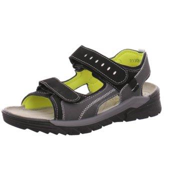 Ricosta Offene Schuhe oliv