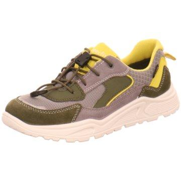 Superfit Sneaker Low grün