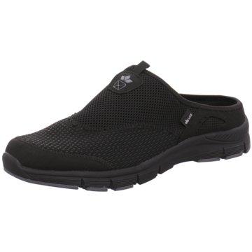 Brütting Komfort Schuh schwarz