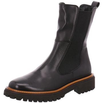 Paul Green Chelsea Boot9836 schwarz