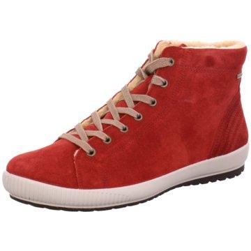 Superfit Komfort Schnürschuh rot