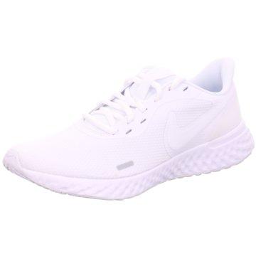 Nike RunningNike Revolution 5 Men's Running Shoe - BQ3204-103 weiß
