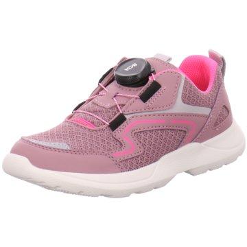 Legero Sportlicher SchnürschuhSchuh Textil \ RUSH rosa