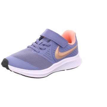 Nike KlettschuhSTAR RUNNER 2 - AT1801-417 blau