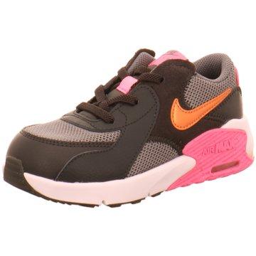 Nike Kleinkinder MädchenAIR MAX EXCEE - CD6893-007 schwarz