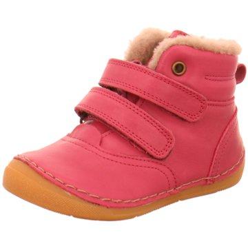 Froddo Klettstiefel pink