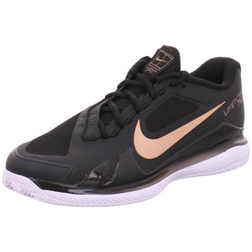 Nike OutdoorNIKECOURT AIR ZOOM VAPOR PRO - CZ0221-008 schwarz