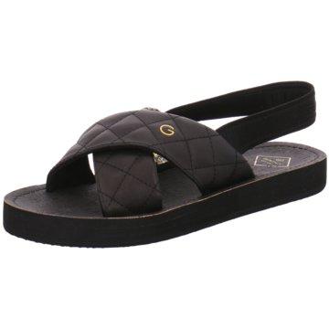 Gant Top Trends Sandaletten schwarz