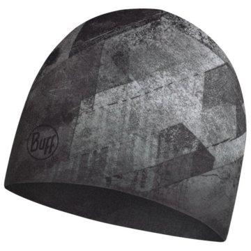 Buff MützenECO STRETCH BEANIE - 123878 grau