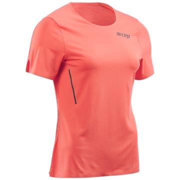 CEP T-Shirts RUN SHIRT - W0A35 rosa