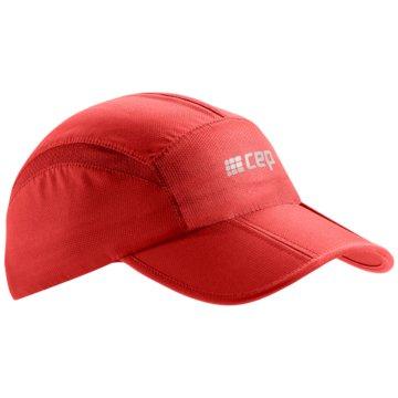 CEP Mützen RUNNING CAP - W0MCC rot