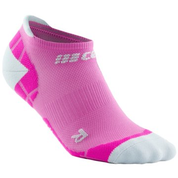 CEP Hohe Socken ULTRALIGHT NO SHOW SOCKS - WP46Y pink