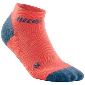 CEP Hohe Socken LOW CUT SOCKS 3.0 - WP5AX rosa