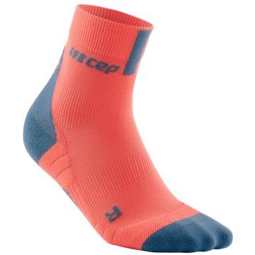 CEP Hohe Socken SHORT SOCKS 3.0 - WP5BX rosa