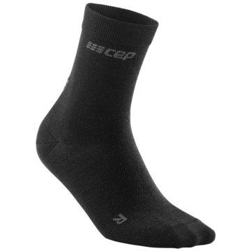 CEP Hohe Socken ALLDAY RECOVERY MID CUT SOCKS - WP5C6 grau