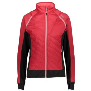 CMP FunktionsjackenWOMAN JACKET WITH DETACHABLE SLEEVE - 30A2276 rot