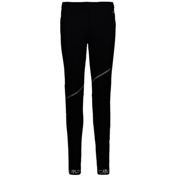 CMP OutdoorhosenMAN LONG TIGHTS - 30T2617 schwarz