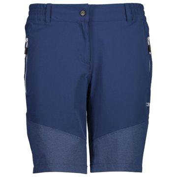 CMP kurze SporthosenWOMAN BERMUDA - 30T6866 blau