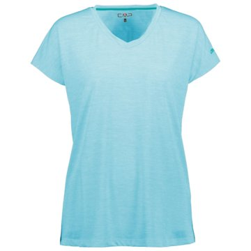 CMP T-ShirtsWOMAN T-SHIRT - 30T7226 blau