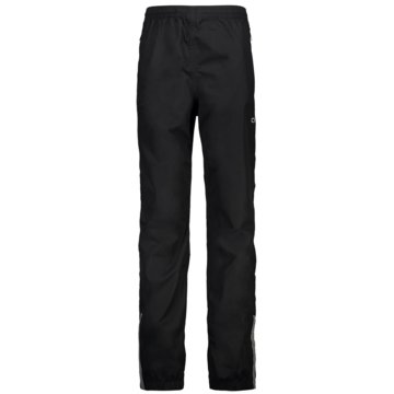 CMP RegenhosenKID PANT RAIN - 30X7084 schwarz