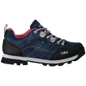 CMP Outdoor SchuhALCOR LOW WMN TREKKING SHOE WP - 39Q4896 grau