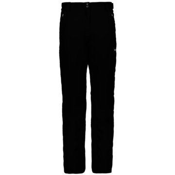 CMP SchneehosenWOMAN PANT - 39W1716 schwarz